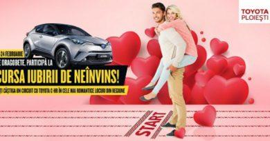 Ploiești Shopping City –  De Dragobete parcurgi traseul dragostei și câștigi premii pentru tine și jumătatea ta
