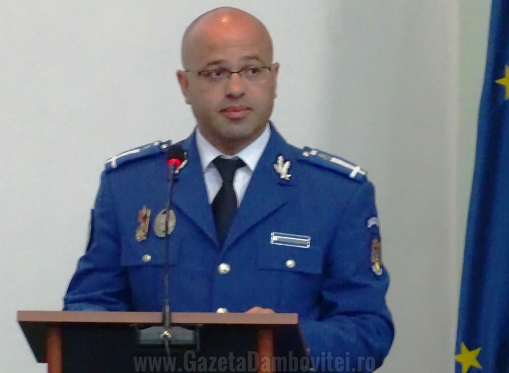 Comandantul CPPCJ Ochiuri-reprezentant al Jandarmeriei Române în cadrul unui grup de experţi NATO