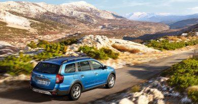 Dacia va prezenta la salonul auto de la Geneva versiunea Stepway a modelului MCV
