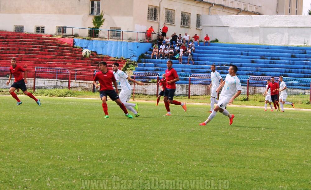 FOTBAL: Chindia Târgoviște s-a întărit cu trei jucători pentru a doua parte a sezonului