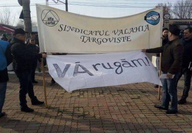 Sindicaliștii de la Valahia i-au cerut premierului Dăncilă să salveze COS! Societatea este în prag de faliment