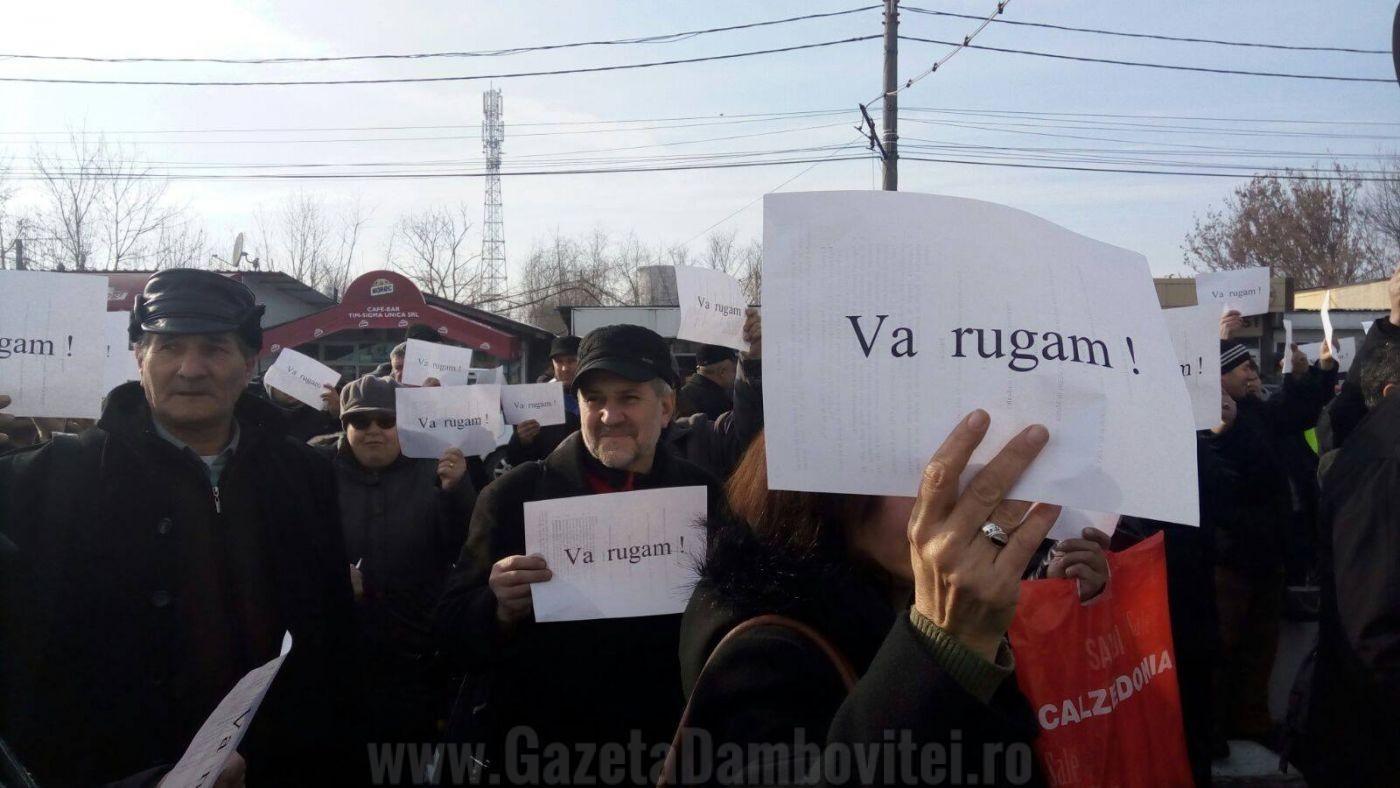 """Apel disperat al salariaţilor COS Târgovişte pentru patronii ruşi: """"Vă rugăm!"""""""