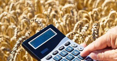 S-au stabilit normele pentru venituri realizate din agricultura pe baza cărora se vor calcula impozitele