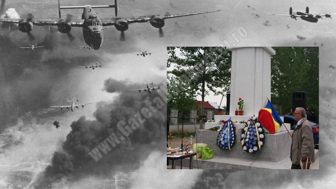 Comunitatea de la Crângurile a comemorat victimele masacrului de la Pătroaia, unde americanii au atacat un tren civil