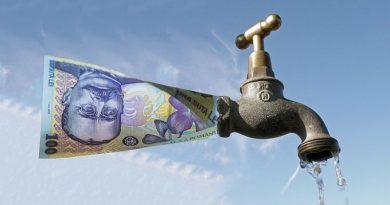 DÂMBOVIŢA: Creşte preţul apei pentru abonaţii Serviciului Judeţean