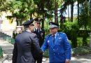 Jandarmii dâmbovițeni au primit vizita unei delegații a Armei Carabinierilor Italieni