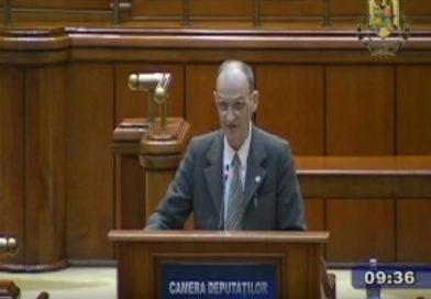 """Agenda parlamentară: Dumitru Lupescu (USR) Declaraţie politică – """"Pensii militare de stat, pensii ocupaționale-NU pensii nesimțite!"""""""