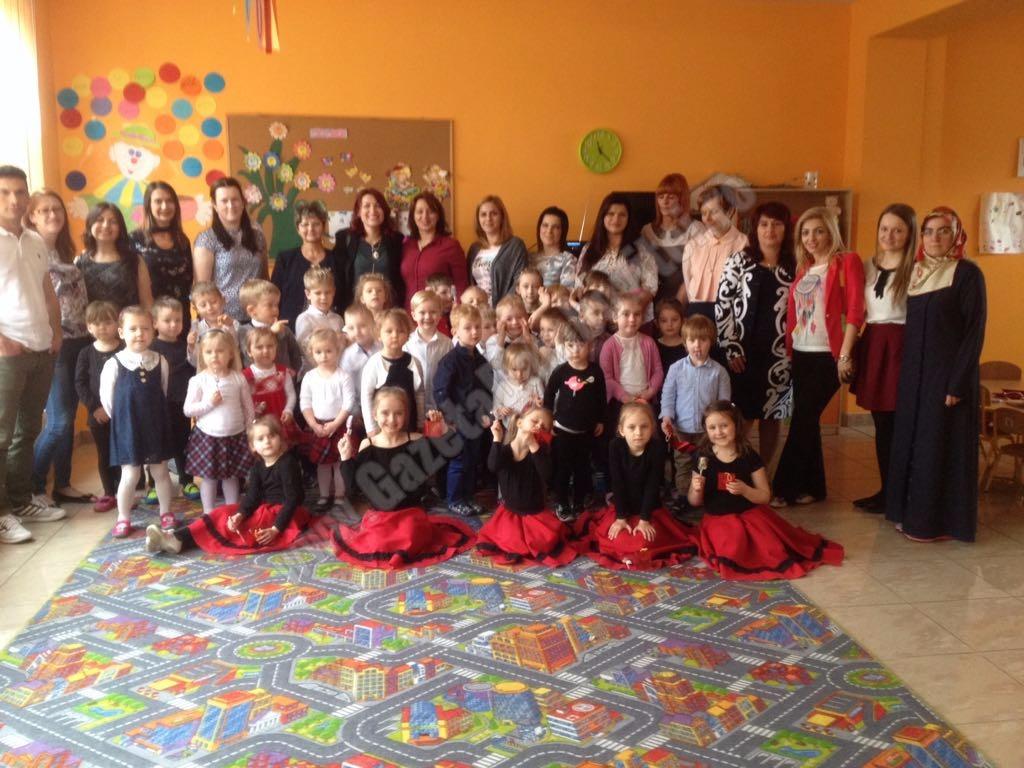 """""""MODERNITY AND TRADITIONS"""", final de proiect, la Grădinița Rază de Soare  Târgoviște"""