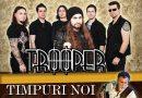 Trooper și Timpuri Noi cântă la concertul aniversar Valahia25