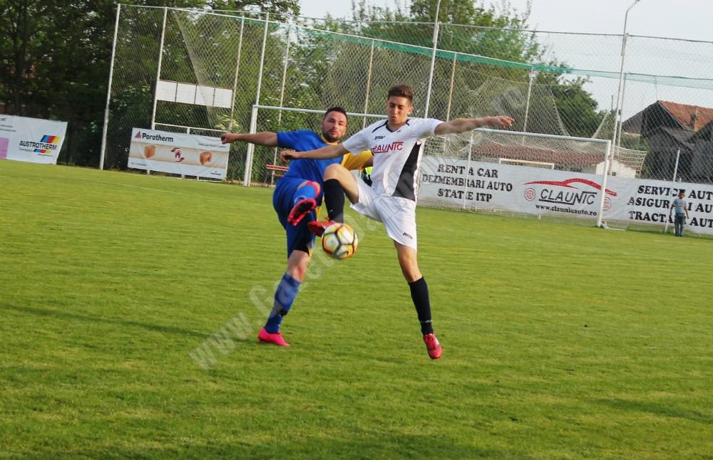 FOTBAL: FC Aninoasa II – Gloria Cornești, capul de afiș al semifinalelor Cupei României – faza județeană