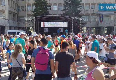 TÂRGOVIŞTE: 1000 de persoane vor alerga la semimaratonul 2018, pe un traseu de 5 kilometri
