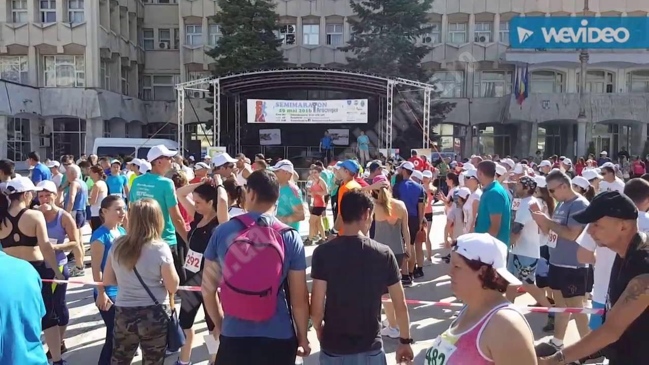 TÂRGOVIŞTE: Duminică, traficul rutier va fi restricţionat pe mai multe străzi pentru organizarea unui semimaraton