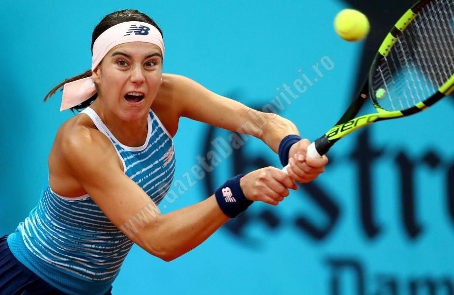 TENIS: Sorana Cîrstea, eliminată în semifinale la Nurnberg
