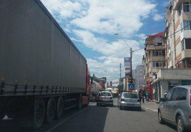 GĂEȘTI: Restricții de circulație pe DN 7, în noaptea de 20/21 iulie