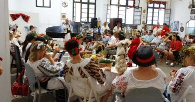 Sânzienele în Diaspora! Cum a fost sărbătorită în Castellon seara magică a Solstiţiului de Vară