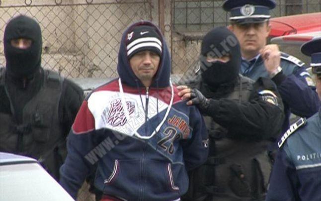 Ghenosu a fost prins la periferia Londrei. Interlopul fugise în luna mai, din Târgoviște