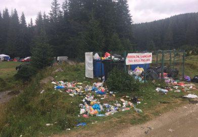 DÂMBOVIȚA: Discuții pentru preluarea zilnică a gunoiului din zona montană