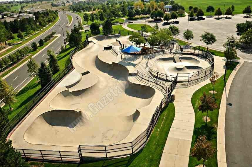 TÂRGOVIȘTE:  Skate Parkul se va contrui într-o zonă degradată a Parcului Chindia