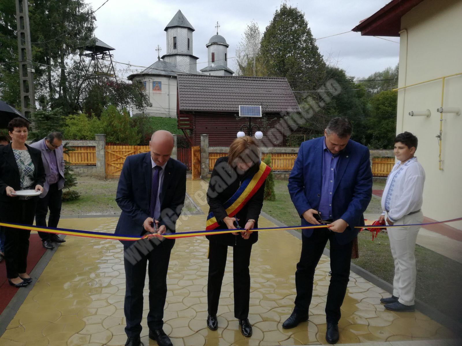 O nouă investiție! Grădiniță reabilitată la standarde europene la Bezdead