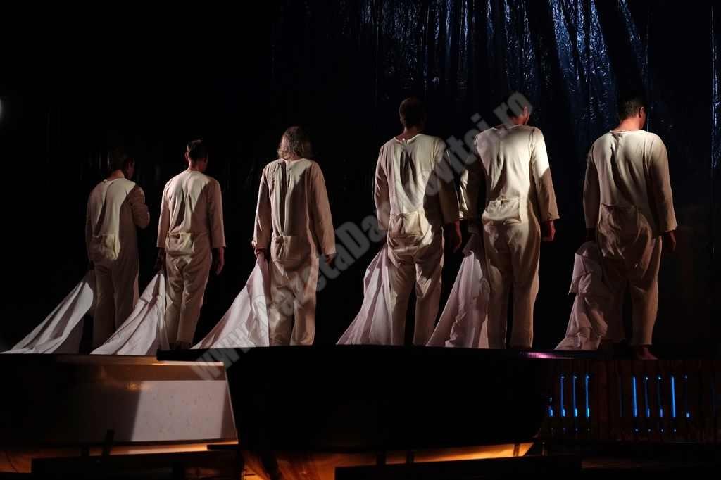 Jocurile Furtunii, premieră pe 1 octombrie la Teatrul Tony Bulandra Târgoviște