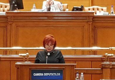 Agenda parlamentară: Carmen Holban (PSD) – România nu trebuie să mai fie o țară dezbinată de interese obscure