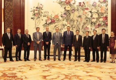 """Chinezii ne dau două standuri gratuite la """"China – ASEAN Expo"""", după vizita delegației CJD în RPC"""