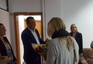 TÂRGOVIȘTE: O delegație suedeză a venit să discute despre serviciile sociale oferite vârstnicilor, persoanelor cu dizabilități sau celor abuzate