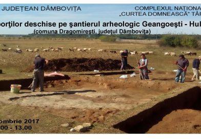 INEDIT: Muzeografii dâmbovițeni vă invită în gospodăriile unei populații care a trăit acum 7000 de ani