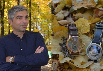 Singurul watchmaker din România locuiește la Pucioasa! Ceasurile sale sunt adevărate opere de artă