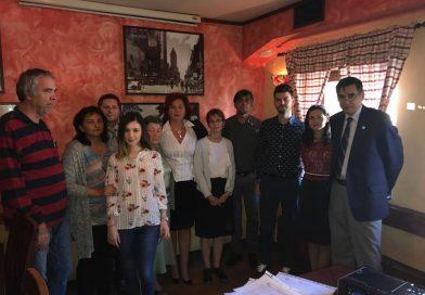 Farmaciștii de spital din Târgoviște, Găești și Pucioasa s-au întâlnit la Târgoviște