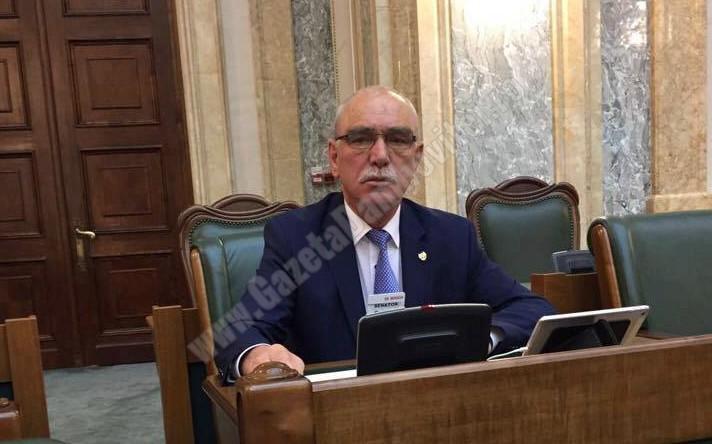 Agenda parlamentară: Iancu Caracota (PNL) – Doar 8 din cele 60 de ambulanțe sunt funcționale