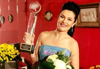 """Trofeul """"Crizantema de Aur 2017"""" a fost câștigat de Olguța Berbec!"""