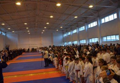 Peste 400 de sportivi la Cupa Shorin Ryu KarateDo