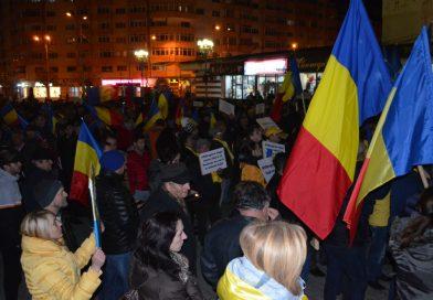 Miting PNL la Târgoviște! Organizația va fi sancționată contravențional pentru lipsa de autorizație