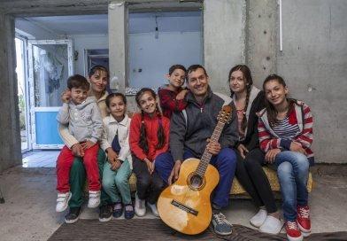 Emisiuniea PRO TV – Visuri la Cheie, din nou în Dâmbovița, într-o familie cu șase copii