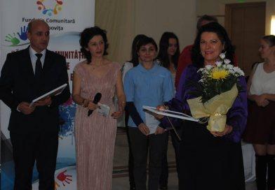 """Gală umanitară """"Prețuim oamenii"""", organizată de Fundaţia Comunitară Dâmboviţa, un eveniment deosebit, la Târgoviște"""