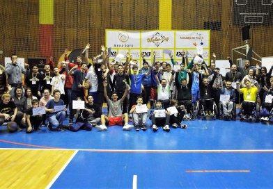 """TÂRGOVIȘTE: S-a desfășurat primul atelier al proiectului Erasmus+ """"The Power of Words"""" numit """"Toleranță și Sport"""""""