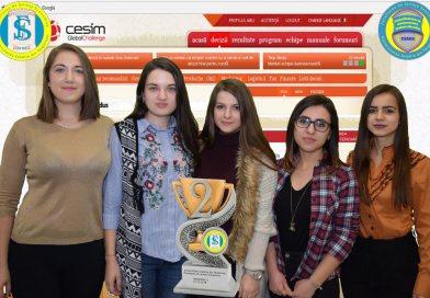 Educația antreprenorială la FSE –UVT continuă prin participarea la Business Simulations Weekend