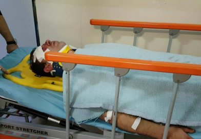 Trei persoane rănite într-un accident la Priseaca. Șoferul consumase alcool