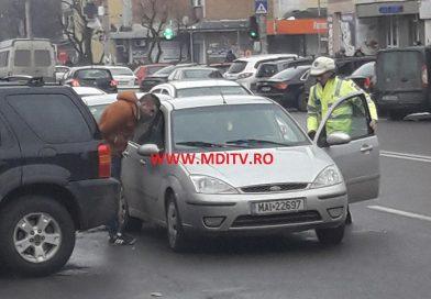 DÂMBOVIȚA: Noi radare ale poliției pe mașini FORD și SKODA, neinscripționate