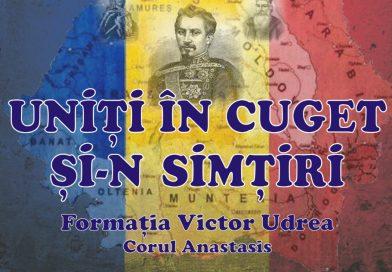 """""""Uniţi în cuget şi-n simţiri"""" – spectacol tradiţional românesc la Casa Tineretului"""