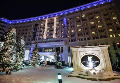 Șefii PNL Dâmbovița, Revelion de cinci stele la Marriott! Două meniuri, cât salariul minim pe economie