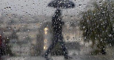 Astăzi avem, la Târgoviște, vreme de toamnă. De mâine se mai încălzește puțin!