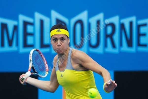 TENIS FEMININ: Sorana Cîrstea părăsește Australian Open după ce a câștigat primul set cu Gauff.