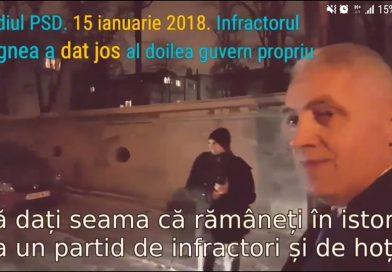 Mălin Bot, întrebări pentru Adrian Țuțuianu la ieșirea de la CEx. Reacția președintelui PSD Dâmbovița