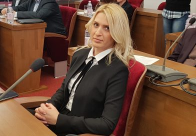 Luciana Cristea completează echipa de conducere a CJD