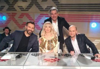 """Mircea Radu și Andreea Bălan, filmări la Vulcana Pandele pentru emisiunea """"IE, Românie"""""""