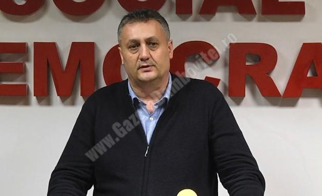 Alexandru Oprea i-a scris lui Dragnea despre Țuțuianu