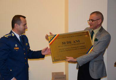 50 de ani de la înființarea Centrului Militar Județean Dâmbovița