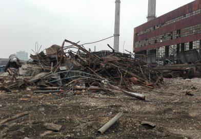 """TÂRGOVIȘTE: Rușii  de la COS demolează secția din care a """"dispărut"""" instalația certificată NATO"""